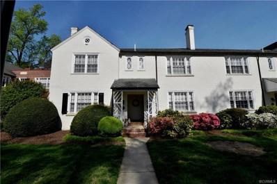 16 W Locke Lane UNIT 16, Richmond, VA 23226 - MLS#: 1814145