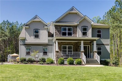 3833 Mill Mount Drive, Powhatan, VA 23139 - MLS#: 1814262