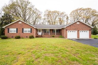 1365 Hoskins Drive, Tappahannock, VA 22560 - MLS#: 1814432