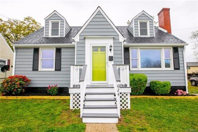 624 Floral Avenue, Colonial Heights, VA 23834 - MLS#: 1814616