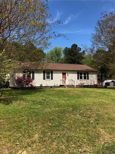 19716 White Fawn Drive, South Chesterfield, VA 23803 - MLS#: 1814769