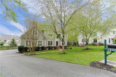 5800 Marcross Court, Glen Allen, VA 23059 - MLS#: 1814848