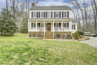 3319 John Tree Hill Road, Powhatan, VA 23139 - MLS#: 1814869