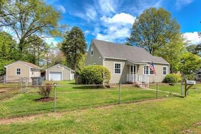 5600 Bondsor Lane, Richmond, VA 23225 - MLS#: 1815166