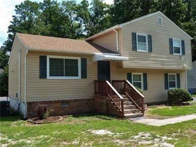 3710 Julep Drive, South Chesterfield, VA 23834 - MLS#: 1815648