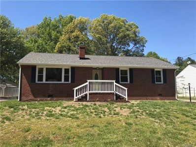 215 Holly Hill Drive, Petersburg, VA 23805 - MLS#: 1815667