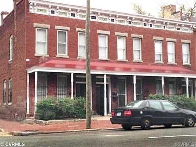218 W Marshall Street, Richmond, VA 23220 - MLS#: 1815779