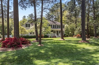6611 Glebe Point Road, Chesterfield, VA 23838 - MLS#: 1816114
