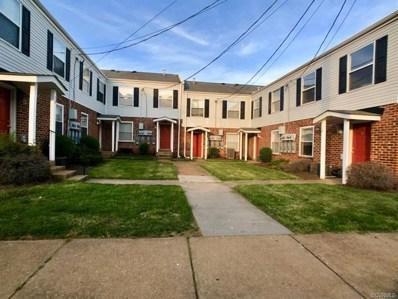 3530 E Richmond Road UNIT U18, Richmond, VA 23223 - MLS#: 1816133