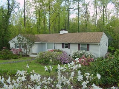 1530 N Mount Bella Road, North Chesterfield, VA 23235 - MLS#: 1816278
