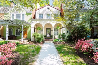411 Roseneath Road, Richmond, VA 23221 - MLS#: 1816484