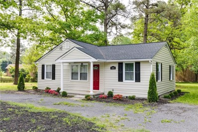 3801 Lakeview Road, Colonial Heights, VA 23834 - MLS#: 1816719