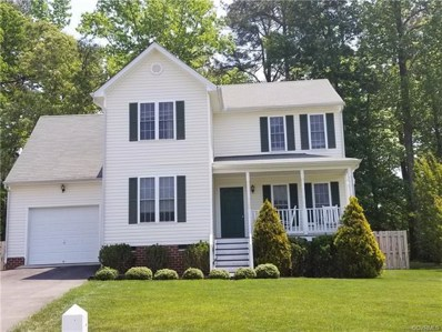 15519 Winding Ash Drive, Chesterfield, VA 23832 - MLS#: 1816900