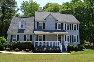 5501 Oak Center Drive, Chesterfield, VA 23237 - MLS#: 1817220