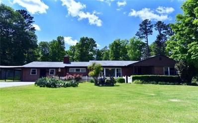 134 Broaddus Drive, Hopewell, VA 23860 - MLS#: 1817311