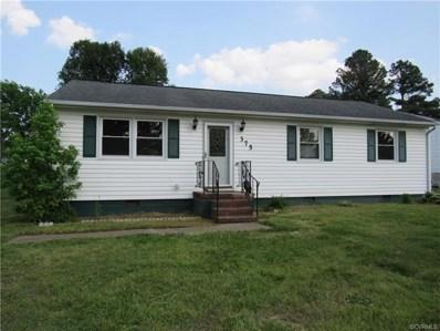 375 Red Oak Drive, Hopewell, VA 23860 - MLS#: 1817741