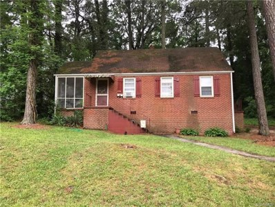 1584 Mount Vernon Street, Petersburg, VA 23805 - MLS#: 1817860