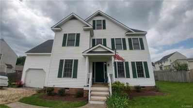 7475 Darva Glen, Mechanicsville, VA 23111 - MLS#: 1817933
