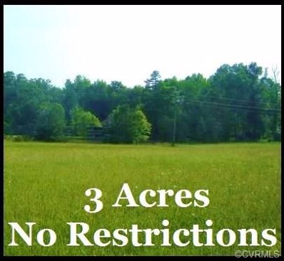 3 Acres Dykeland, Amelia Courthouse, VA 23002 - MLS#: 1817964