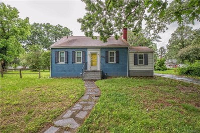 2416 Sherbourne Road, North Chesterfield, VA 23237 - MLS#: 1818217