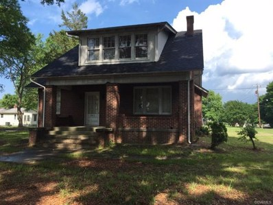 943 S Crater Road, Petersburg, VA 23805 - MLS#: 1818373