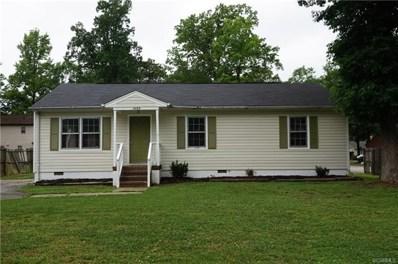 1600 Huntington Court, Hopewell, VA 23860 - MLS#: 1818456