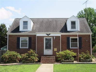 209 Walnut Avenue, Colonial Heights, VA 23834 - MLS#: 1818626