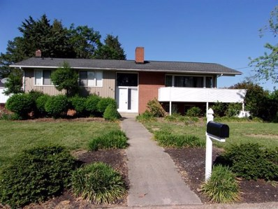 201 Winston Avenue, Colonial Heights, VA 23834 - MLS#: 1818673