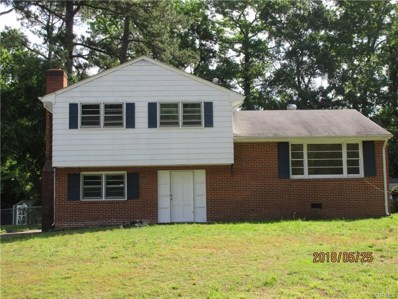 316 New Castle Drive, Colonial Heights, VA 23834 - MLS#: 1819025