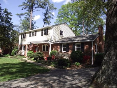2325 Woodmont Drive, North Chesterfield, VA 23235 - MLS#: 1819037