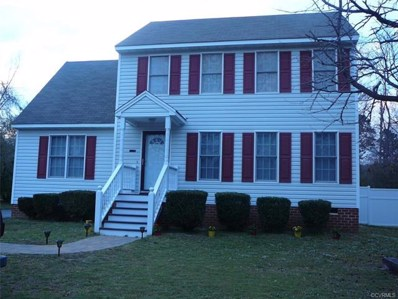 3718 Harrow Drive, Chester, VA 23831 - MLS#: 1819041