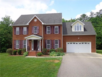 6354 Manassas Drive, Chesterfield, VA 23832 - MLS#: 1819043