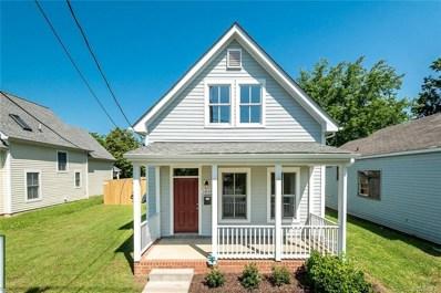 1801 Maury Street, Richmond, VA 23224 - MLS#: 1819128