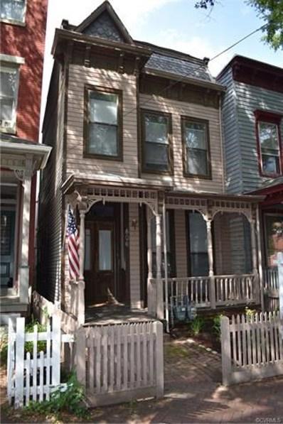 406 W Marshall Street, Richmond, VA 23220 - MLS#: 1819360