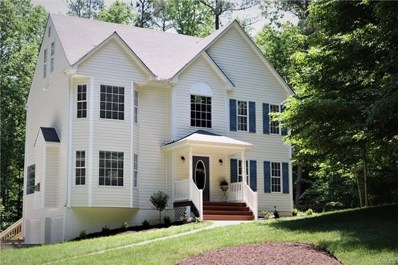1520 Giles Bridge Road, Powhatan, VA 23139 - MLS#: 1819461