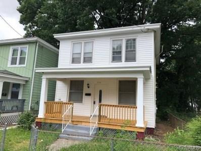 3122 Letcher Avenue, Richmond, VA 23222 - MLS#: 1819484