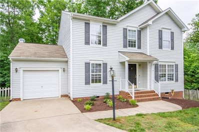 2007 Holding Pond Lane, Midlothian, VA 23112 - MLS#: 1819578