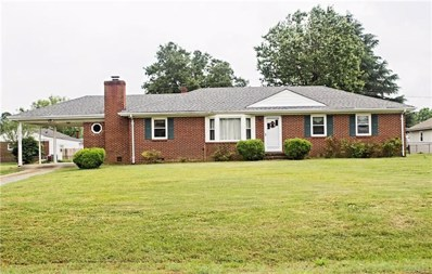 7387 Stuart Drive, Mechanicsville, VA 23111 - MLS#: 1819733