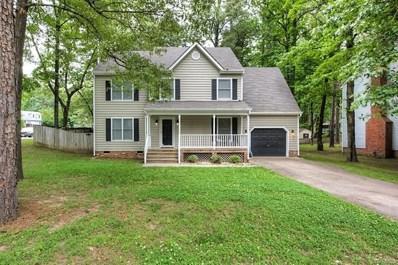 6102 Perryville Terrace, Mechanicsville, VA 23111 - MLS#: 1819836