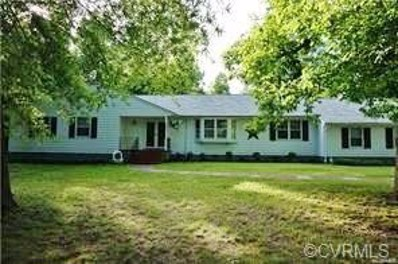 5610 Courthouse Road, Prince George, VA 23875 - MLS#: 1819908