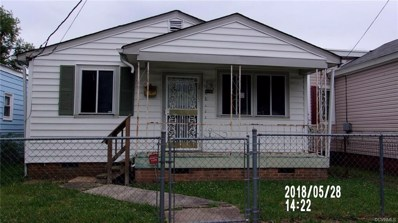 3156 Lawson Street, Richmond, VA 23224 - MLS#: 1819930