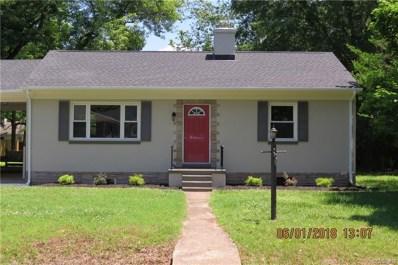 7703 Antionette Drive, Henrico, VA 23227 - MLS#: 1820031