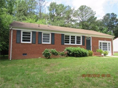 2518 Pinehurst Drive, Petersburg, VA 23805 - MLS#: 1820051
