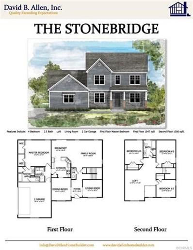 12107 Silbyrd Drive, Chesterfield, VA 23113 - MLS#: 1820248