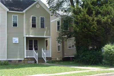 2109 North Avenue UNIT 2109, Richmond, VA 23222 - MLS#: 1820511