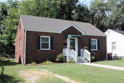 201 Moore Avenue, Colonial Heights, VA 23834 - MLS#: 1820736