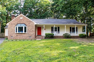 7209 Apple Orchard Road, North Chesterfield, VA 23235 - MLS#: 1821022