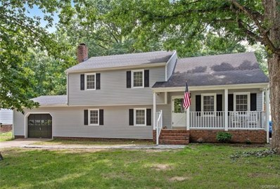 11161 Olympic Road, North Chesterfield, VA 23235 - MLS#: 1821057