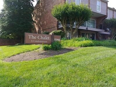 5900 Patterson Avenue UNIT 25, Richmond, VA 23226 - MLS#: 1821327