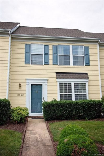 2923 Sara Jean Terrace UNIT 2923, Henrico, VA 23060 - MLS#: 1821331